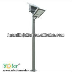 2016 CE ROHS outdoor high brightness powered led solar street lighting (JR-519 series)