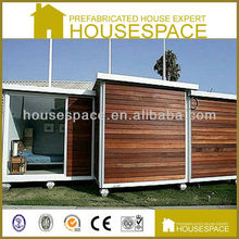 Prefabricated Wood Frame Modular Container Houses