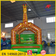 New design inflatable bouncer house pvc inflatable twister game