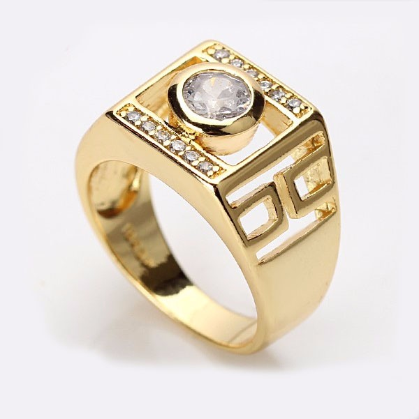 Gay men couple engagement engraved 925 sterling silver new gold ring