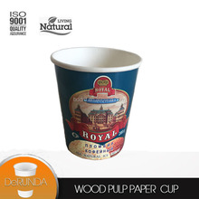Baoding factory supplier High Quality Customized Environmental Paper Ice Cream Cup