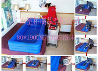 high quality PVC inflatable water bed bath pool