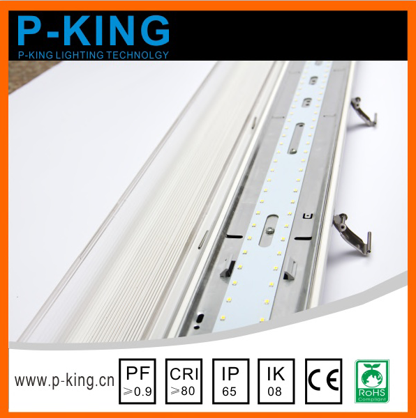 P-KING LED IP65 Tri-proof waterproof outdoor linear Light with sensor Fixture china wholesale led for 2016 innovative product