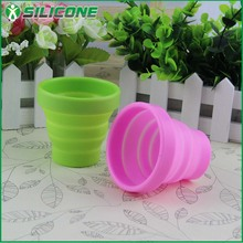 Silicone coffee cup sleeve silicone mug with handle