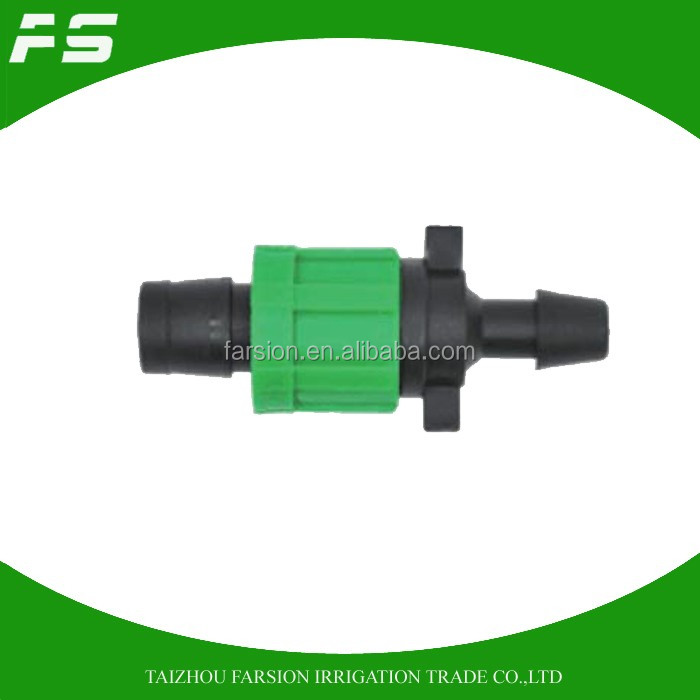 DN16 Drip Irrigation Tape Offtake Connector DN16*12
