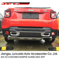 4x4 offroad exterior accessories jeep renegade 2016 bumper