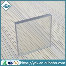 China Plastic customized size cheap Polycarbonate sheet price, Tranparent solar panel for lowes sunrooms