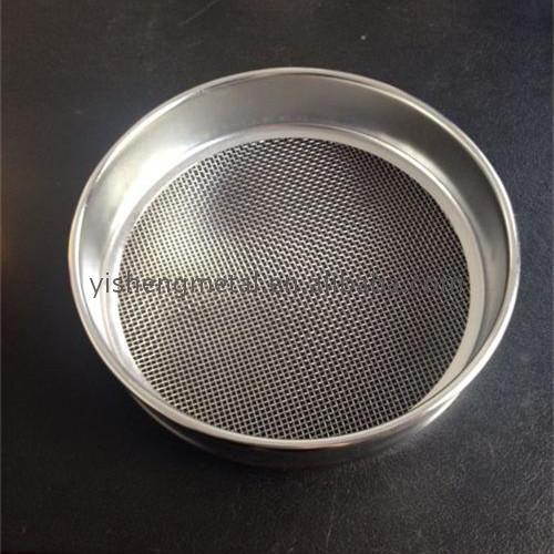Top Quality laboratory stainless steel wire mesh test sieve of China