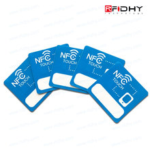 China manufacturer custom NFC tag for access control,small nfc tag