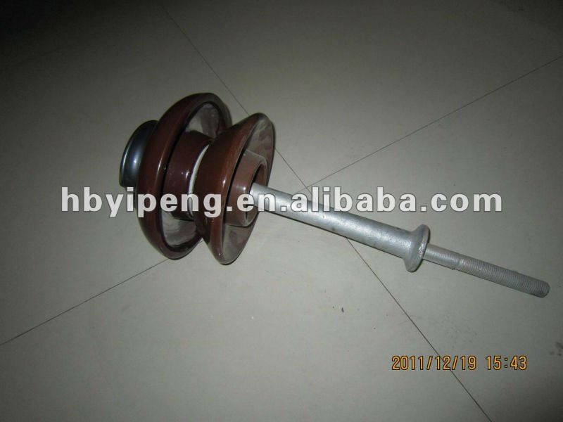 11KV Pin Insulator/electrical insulator /ceramic insulator