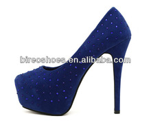 2014 New Style Ladies 12cm High Platforms Heels Shoes For Fashion Women (Style No.wp5318)