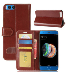 Smooth Leather Wallet Case For Ximi Note3