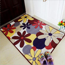 Print Bathroom Mat
