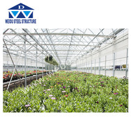 Low cost agriculture greenhouse glass greenhouse greenhouse