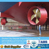 Marine Rudder Propeller with 1100 mm propeller diameter for ship