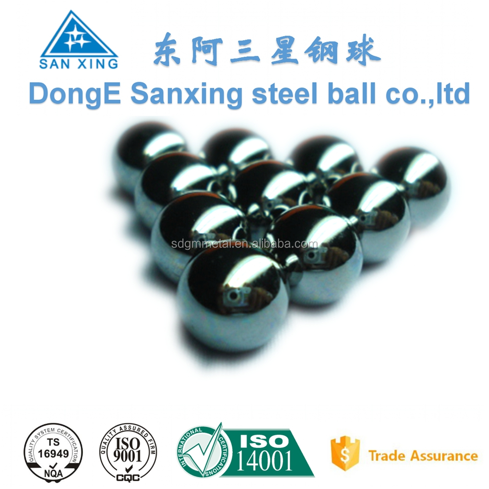 china manufacturer high quality201/304/316/316L 35mm 25.4mm 22.225mm stainless steel ball