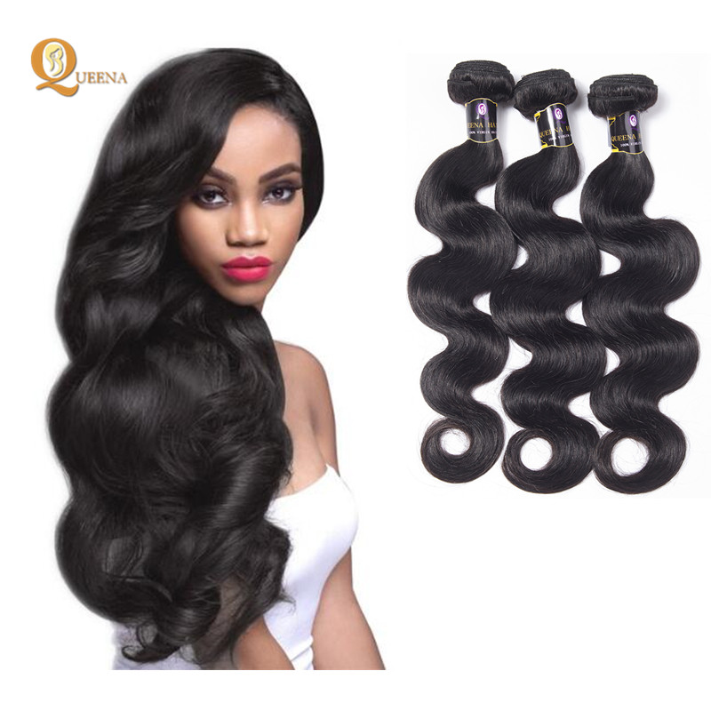 Aliexpress Brazilian Hair <strong>Weaves</strong> For Black Women Virgin Brazilian 7A Body Wave