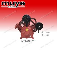 OEM nice condition Customed model MY2090HT speed 840RPM piston air compressor pump