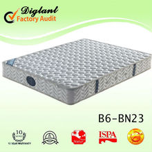 used pillow top mattress with memory foam magnetic mattress (B6-BN23)