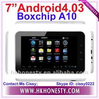Cheap 7inch Android4.0 Capacitive Touch MID Pad