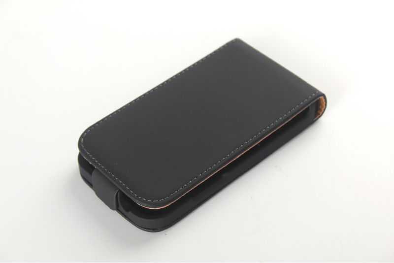 For Samsung Galaxy ace plus 7500 Leather Flip Case