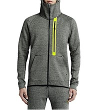Men winter warm tracksuit all zip up round bottom waterproof track suits