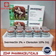animal deworming ivermectin 1%+ Clorsulon 10% injection 10ml 50ml 100ml
