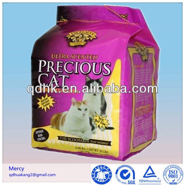 Pet cat and dog food bag from China manufacturer