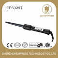 New hot selling product ceramic hair curling iron with taper barrel EPS339T