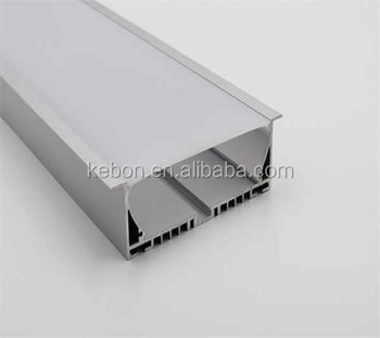 Zhongshan factory high quality 10235 led Aluminum profiles for led strip profiles