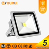 Outdoor waterproof ip65 high lumens Bridgelux cob 50w led floodlight