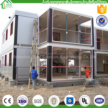 Temporary command office shipping container coffee shop portable coffee shop mobile shop container