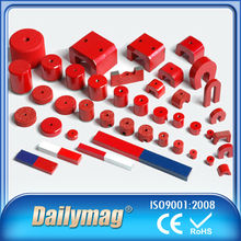 Excellent Rare Earth Rubber Coated Magnets