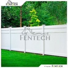 pvc used vinyl fence for sale