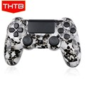 Water transfer Skull replacement shell for ps4 controller housing