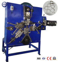 Mechanical Metal Frame Spring Clips Bending Machine from Guangdong
