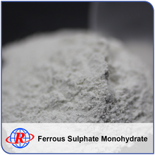 Industrial Grade Ferrous Sulphate Monohydrate MSDS for Asia market