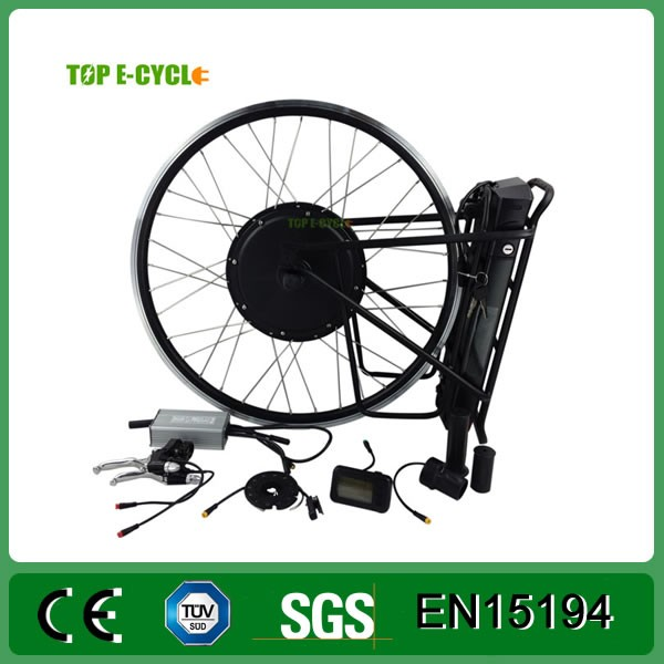 TOP hub motor conversion 48v 1000W ebike kit with pas