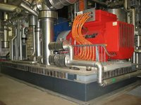 Biomass Wood Fired Combine Heat and Power Generation Plant - with Water Tube Steam Boiler & Back Pressure Steam Turbine