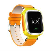 Kids Wrist Watch Cell Phone Outdoor SOS Emergency Real-time GPS Track Call Watch