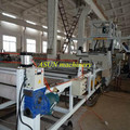 1000mm PET sheet extrusion machine for sale