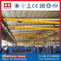 Light Type European Type Single Girder Bridge Crane