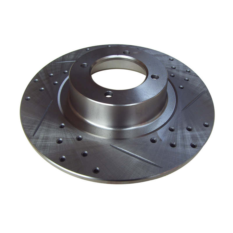 Well sold groove brake rotor