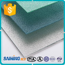 Excellent Material Embossed Polycarbonate Sheet Diamond