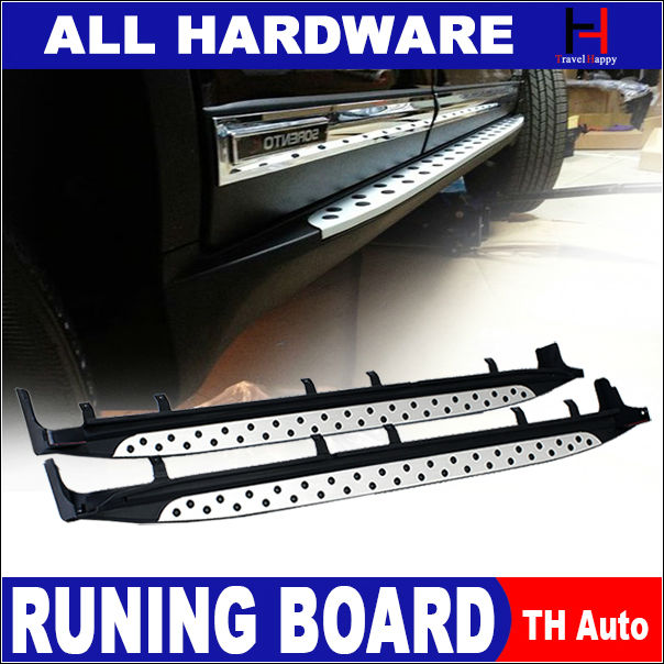 Sorento Running Board 2009-2012 For Kia Side Step