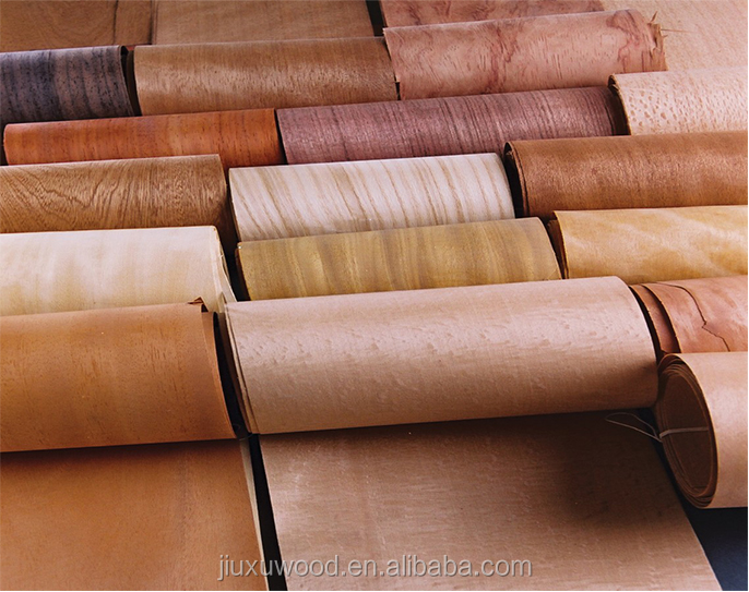 Vietnam eucalyptus core veneer/natural wood veneer sheet