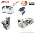 Large Output Round Stick Making Machine Making Broom Handle