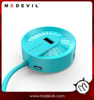 New Mini usb hub 4 port 480Mbps High Speed USB 2.0 HUB