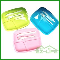 Alibaba high quality popular collapsible popular silicone cookware Japanese box food square gift silicone lunch box for kids