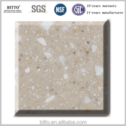 artificial marble stone color acrylic solid surface